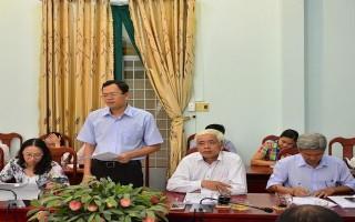 Đoàn ĐBQH đơn vị tỉnh Tây Ninh: Giám sát việc thực hiện chính sách, pháp luật về cải cách tổ chức bộ máy hành chính nhà nước