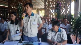 Tổng cục Hải quan đối thoại với doanh nghiệp Tây Ninh
