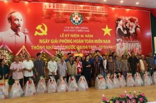 CLB truyền thống Ban Dân y miền Nam: Kỷ niệm 42 năm Ngày giải phóng miền Nam thống nhất đất nước