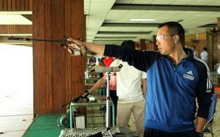 Hoàng Xuân Vinh giành trọn 4 HCV ở Cúp quốc gia 2017