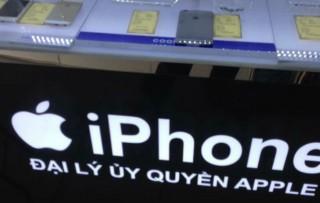 """Giới bán lẻ điện thoại đang """"dậy sóng"""""""