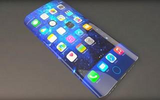 iPhone 8 chắc chắn có màn hình OLED cong