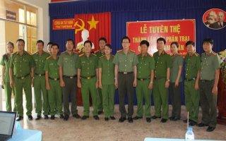 Thành lập Phân trại Quản lý phạm nhân