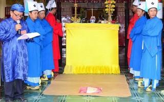 Lễ Kỳ yên Đình thần Phước Hội