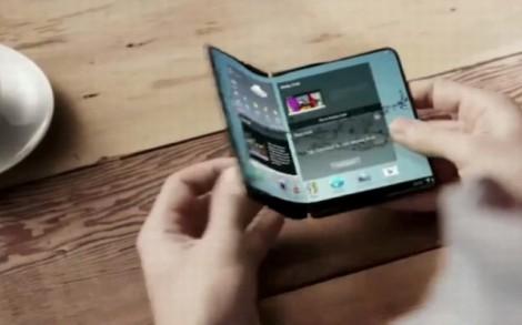 Samsung sắp ra mắt smartphone uốn cong hạn chế số lượng