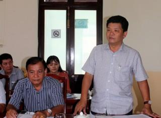 Khảo sát quy hoạch tổng thể phát triển du lịch huyện Hòa Thành