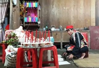 Nét đẹp Tết Thanh Minh của người Dao đỏ ở Yên Bái