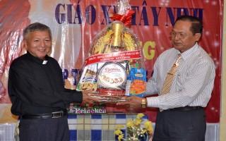 UB.MTTQVN tỉnh Tây Ninh: Chúc mừng Lễ Phục sinh đồng bào Công giáo và Tin lành trong tỉnh