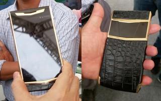 """Lộ smartphone """"siêu bảo mật"""" giá 1.000 USD của nhà mạng Việt"""