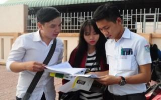 Tìm hiểu quy định đăng ký dự thi THPT và xét tuyển ĐH, CĐ 2017