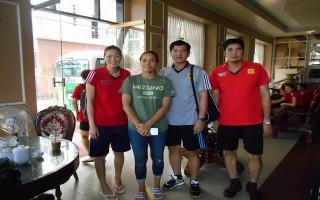 Wilavan Apinyapong hội quân cùng VTV Bình Điền Long An