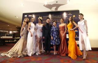 Khởi động chung kết Hoa hậu hoà bình thế giới 2017 tại VN
