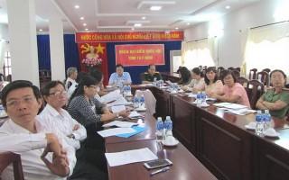 Uỷ ban Thường vụ Quốc hội: Chất vấn và trả lời chất vấn đối với Bộ trưởng Bộ LĐTB&XH