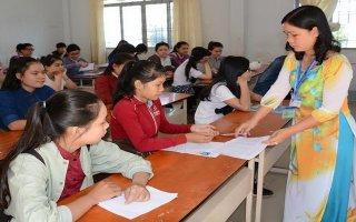 Hơn 7.000 thí sinh đăng ký dự kỳ thi THPT quốc gia