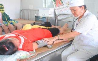 Tây Ninh: Công nhận 33 xã đạt tiêu chí quốc gia về y tế năm 2016.