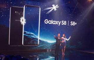 Bộ đôi Galaxy S8 về Việt Nam giá từ 18,5 triệu đồng