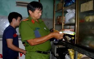 Kiểm tra VSATTP tại thành phố Tây Ninh