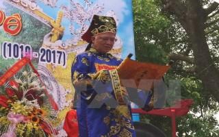 Bắc Ninh: Lễ hội Đền Đô-Âm vang hào khí Thăng Long