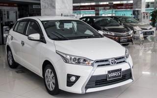 Toyota Yaris: Xe hay không cần ồn ào