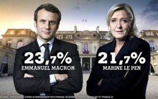 Bầu cử Pháp: Hai ứng cử viên sẽ có cuộc tranh luận truyền hình trực tiếp