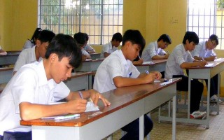 Phê duyệt kế hoạch và chỉ tiêu tuyển sinh trung học phổ thông năm học 2017- 2018