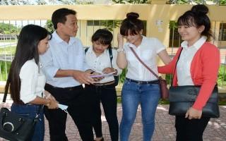 Hơn 8.000 thí sinh đăng ký dự thi THPT quốc gia