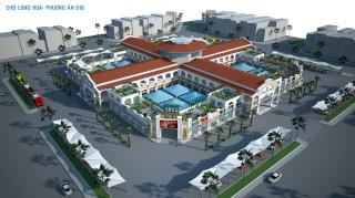 Khởi công xây dựng Trung tâm thương mại Long Hoa