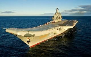 Nga hiện đại hóa Tàu sân bay Đô đốc Kuznetsov