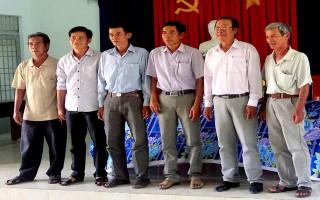 Thành lập HTX Sản xuất và dịch vụ nông nghiệp Ninh Điền