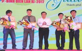 Gala chào mừng Giải bóng chuyền nữ quốc tế Cúp VTV9 – Bình Điền