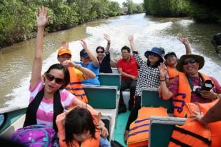 4 trải nghiệm không nên bỏ lỡ khi đến U Minh