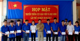 Họp mặt truyền thống Trường Cao đẳng nghề Tây Ninh 2017