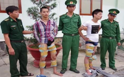 Tây Ninh: Bắt giữ hơn 63.000 viên ma túy tổng hợp