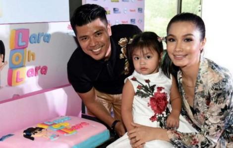 3 tuổi, ngôi sao truyền hình Malaysia vẫn nộp thuế