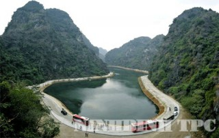 """Động Am Tiên – """"Tuyệt Tình Cốc"""" tại Ninh Bình"""