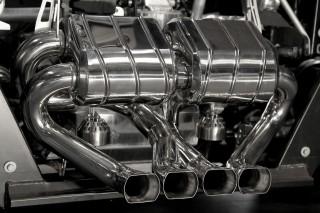Mãn nhãn với Lamborghini Aventador SV La maXXina 800 mã lực