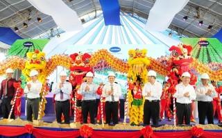Lavifood động thổ xây dựng nhà máy chế biến rau quả đầu tiên tại Tây Ninh