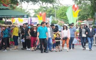 Dịp lễ, khách du lịch đến Tây Ninh tăng