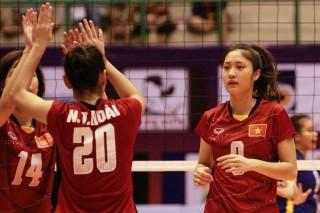Lịch thi đấu Giải bóng chuyền Vô địch U23 nữ châu Á 2017
