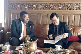 Phái đoàn Việt Nam tại Geneva góp phần chuẩn bị Hội nghị Nghị viện các nước châu Á - Thái Bình Dương