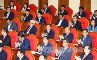 Kỷ luật cảnh cáo, thôi giữ chức Ủy viên Bộ Chính trị với ông Đinh La Thăng