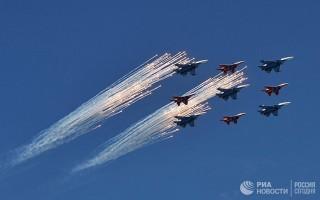 Nga diễu binh kỷ niệm 72 năm Ngày Chiến thắng 9/5