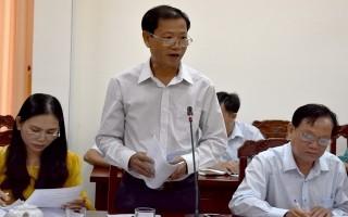 Cục Thông tin đối ngoại làm việc tại Tây Ninh