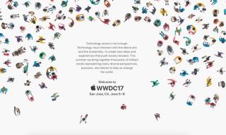 Apple gửi thư mời chính thức sự kiện WWDC 2017, sẽ có iPhone 8, iOS 11?