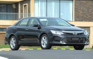 Các hãng ôtô tại Việt Nam giảm giá sốc trong tháng 5