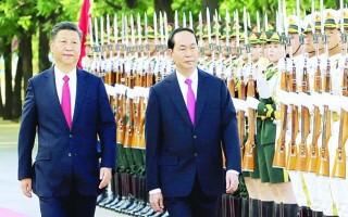 Đưa quan hệ đối tác toàn diện Việt Nam - Trung Quốc phát triển lành mạnh, ổn định