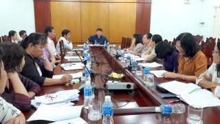 Tây Ninh: Lấy ý kiến thực hiện chương trình Sữa học đường trong trường mầm non, mẫu giáo