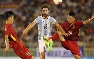 Nếu Messi đến Việt Nam...