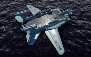 Nga chế tạo tàu sân bay như trong phim Mỹ?