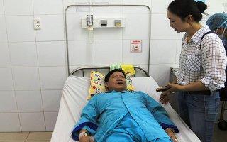 Đoàn cán bộ Vũng Tàu nhập viện ở Đà Nẵng nghi do ngộ độc thực phẩm